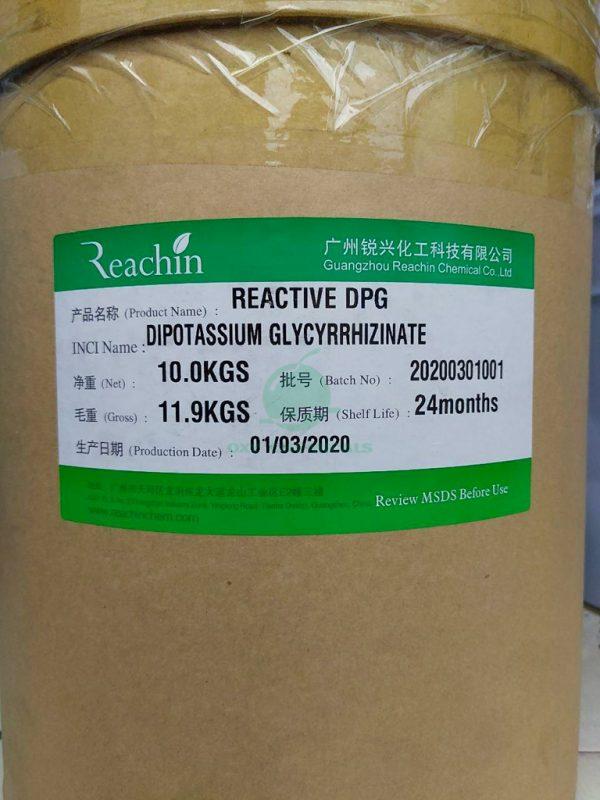 Reactive DPG - Dipotassium Glycyrrhizate